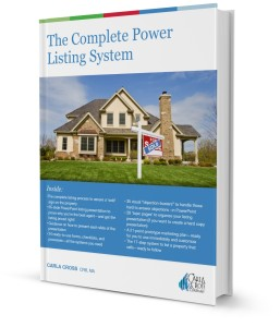 3 D power listing cover