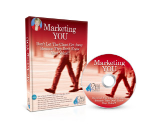 marketing you 3 D